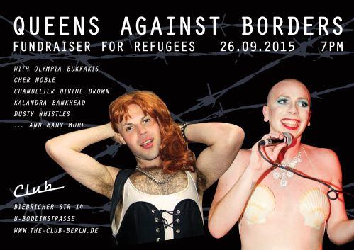 queens against borders