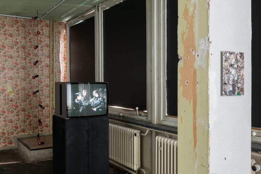 Ariel Reichman Last (last) light, 2019 : Rosa Von Praunheim Nicht der Homosexuelle ist pervers, sondern die Situation, in der er lebt, 1971 : Thomas Masc Analysis Feelisimo 6, 2018